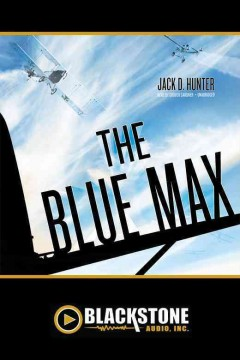 The blue max cover image