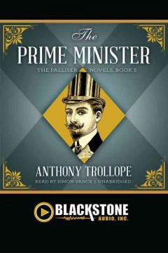 The prime minister cover image