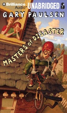 Masters of disaster cover image
