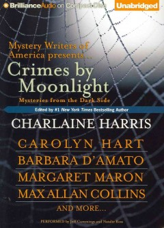 Crimes by moonlight mysteries from the dark side cover image