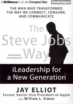 The Steve Jobs way iLeadership for a new generation cover image