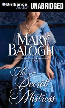 The secret mistress cover image