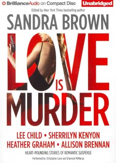 Love is murder cover image