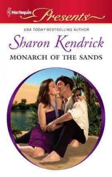 Monarch of the sands cover image