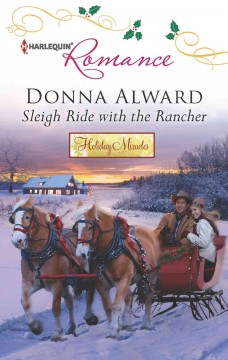 Sleigh ride with the rancher cover image