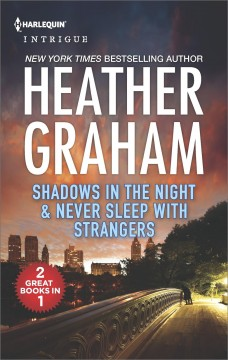 Shadows in the night ; : &, Never sleep with strangers cover image