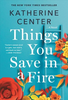 Things you save in a fire cover image