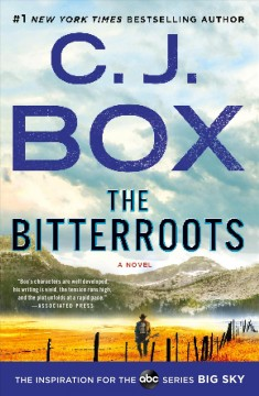 The bitterroots A Novel cover image
