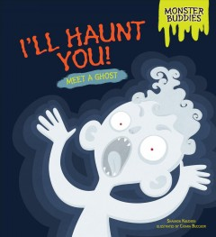 I'll Haunt You! Meet a Ghost cover image