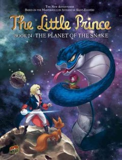 The Little Prince. Issue 24, The planet of the snake cover image