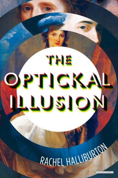 The optickal illusion : a novel cover image