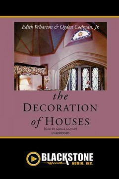 The decoration of houses cover image