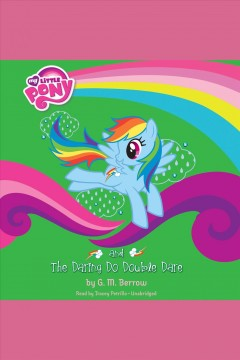 My Little Pony rRainbow Dash and the daring do double dare cover image