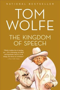 The kingdom of speech cover image