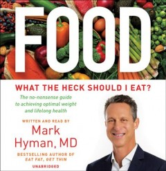 Food what the heck should I eat? cover image