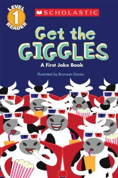 Get the giggles : a first joke book cover image