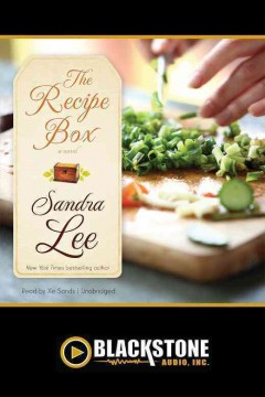 The recipe box cover image
