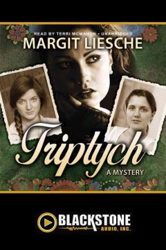 Triptych a mystery cover image