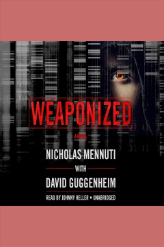 Weaponized a novel cover image