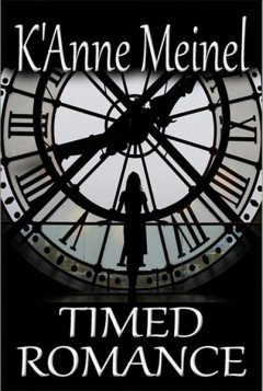 Timed romance cover image
