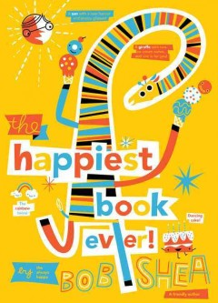 The happiest book ever! : when PB met J cover image