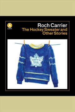 The hockey sweater and other stories cover image