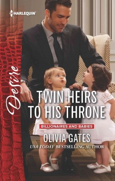 Twin heirs to his throne cover image