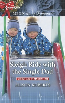 Sleigh ride with the single dad cover image
