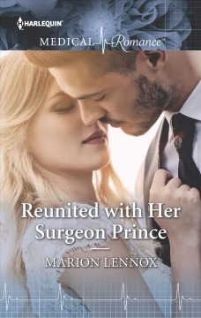 Reunited with her surgeon prince cover image