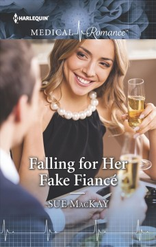 Falling for her fake fiancé cover image
