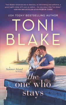 The one who stays cover image