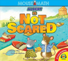 Albert is not scared cover image