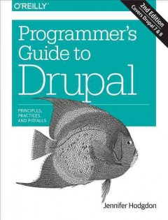Programmer's Guide to Drupal cover image