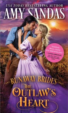 The outlaw's heart cover image