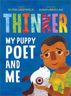 Thinker : my puppy poet and me cover image