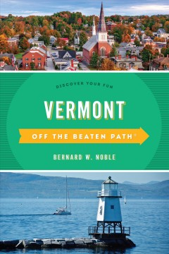Off the beaten path. Vermont cover image