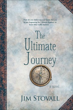 The ultimate journey : a novel cover image