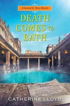 Death comes to Bath cover image