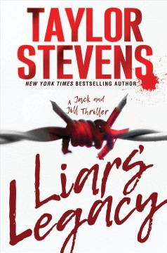 Liar's legacy cover image