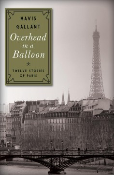 Overhead in a balloon: twelve stories of Paris cover image
