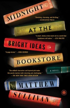 Midnight at the Bright Ideas bookstore cover image