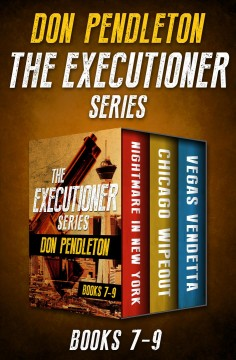 The executioner series. Books 7-9 cover image