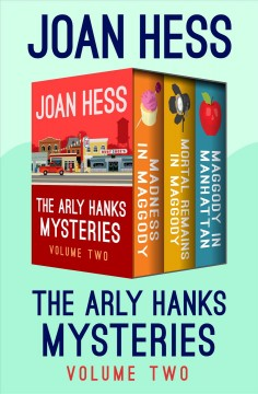 The Arly Hanks mysteries. Volume two cover image