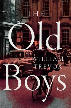 The Old Boys cover image