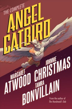 The complete Angel Catbird cover image