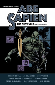 Abe Sapien : the drowning and other stories cover image