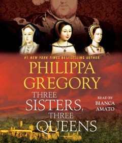 Three sisters, three queens cover image