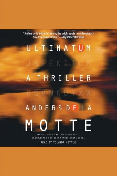 Ultimatum : a thriller cover image