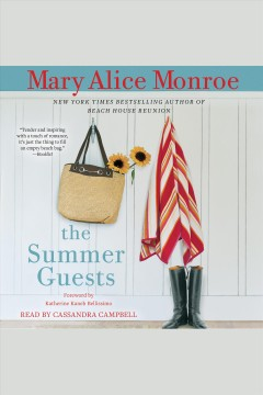 The summer guests cover image