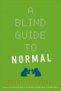 A blind guide to normal cover image